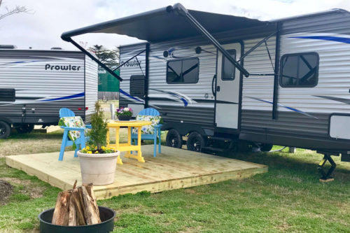 Blue Water Development Launches RV Rental Program