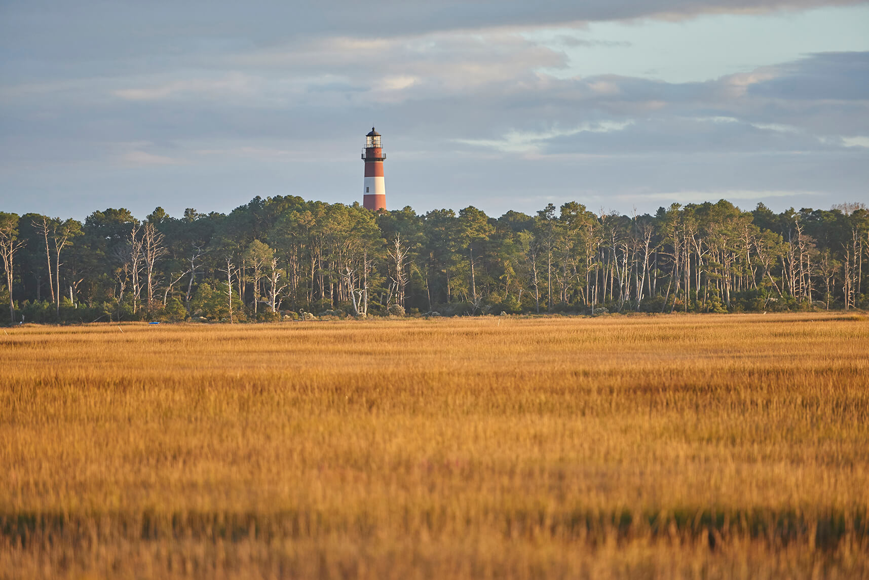 lighthouse Chincoteague Island KOA
