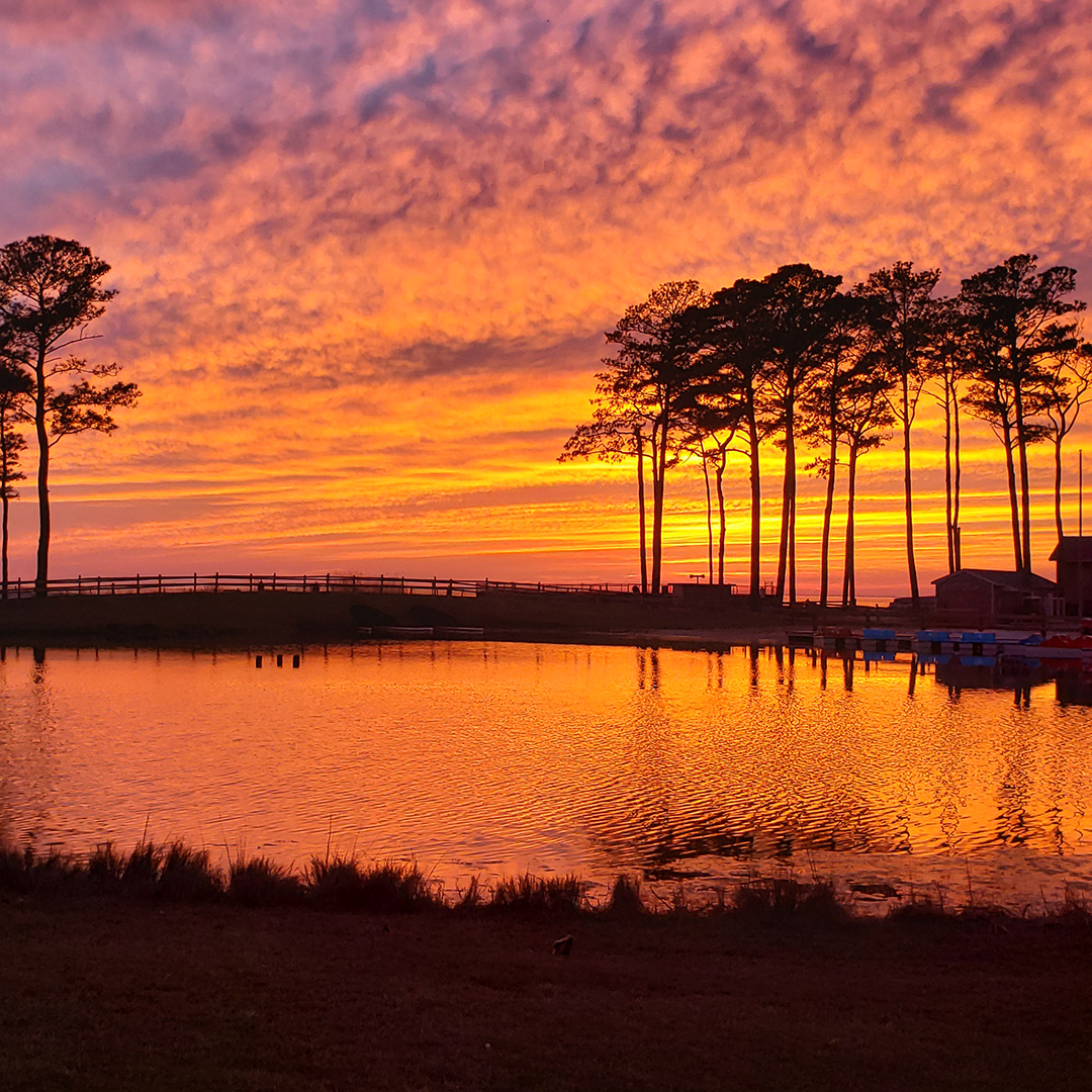 Cherrystone Family Camping Resort in Cape Charles, Virginia, has been making family camping memories.