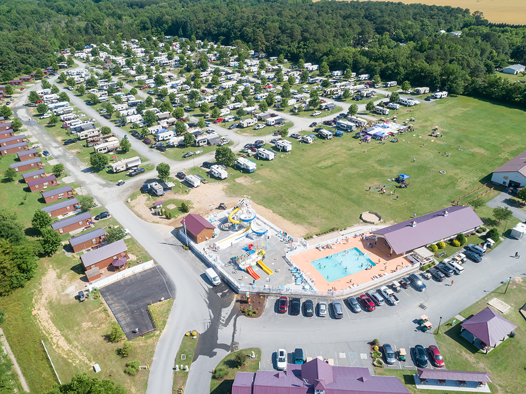 Jellystone Delaware Beaches is more than a campground, it's a family vacation destination.