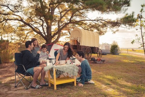 Blue Water RV Resorts & Campgrounds make USA Today Top 10